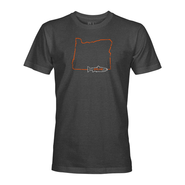 STLHD Men's Oregon Home Water Series T-Shirt - Multiple Colorways