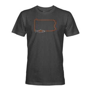 STLHD Men's Pennsylvania Home Water Series T-Shirt - Multiple Colorways