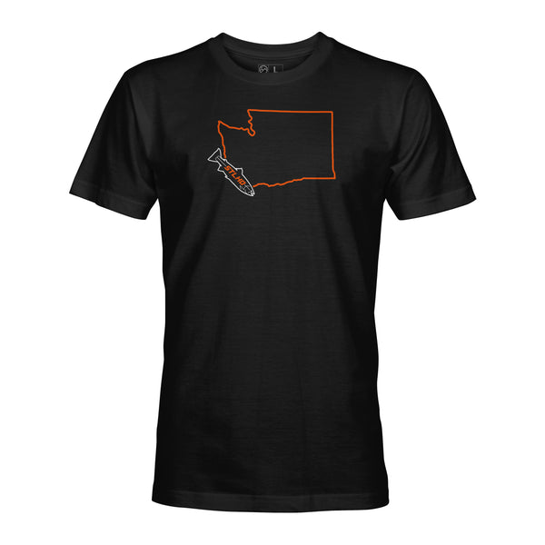 STLHD Men's Washington Home Water Series T-Shirt - Multiple Colorways