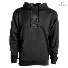 Load image into Gallery viewer, STLHD Men's Ballistic Black Premium Hoodie