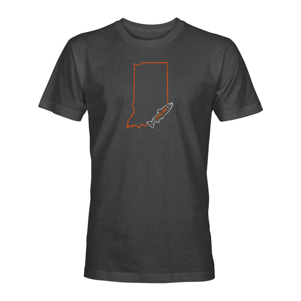 STLHD Men's Indiana Home Water Series T-Shirt - Multiple Colorways
