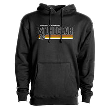Load image into Gallery viewer, STLHD Men's Rewind Black Premium Hoodie