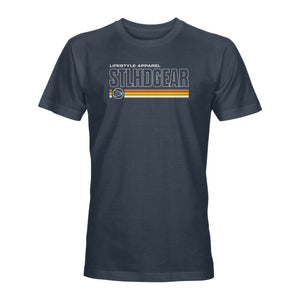 STLHD Men's Rewind T-Shirt - Multiple Colorways
