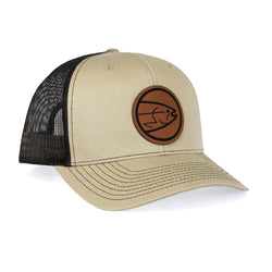 STLHD John Day Khaki/Coffee Snapback Trucker Hat