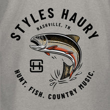 Load image into Gallery viewer, STLHD Men's Styles X STLHD Trout Country T-Shirt - Multiple Colorways