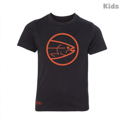 STLHD Kids' Eclipse Black T-Shirt