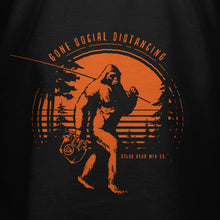 Load image into Gallery viewer, STLHD Men's Gone Social Distancing Black T-Shirt - hhoutfitter