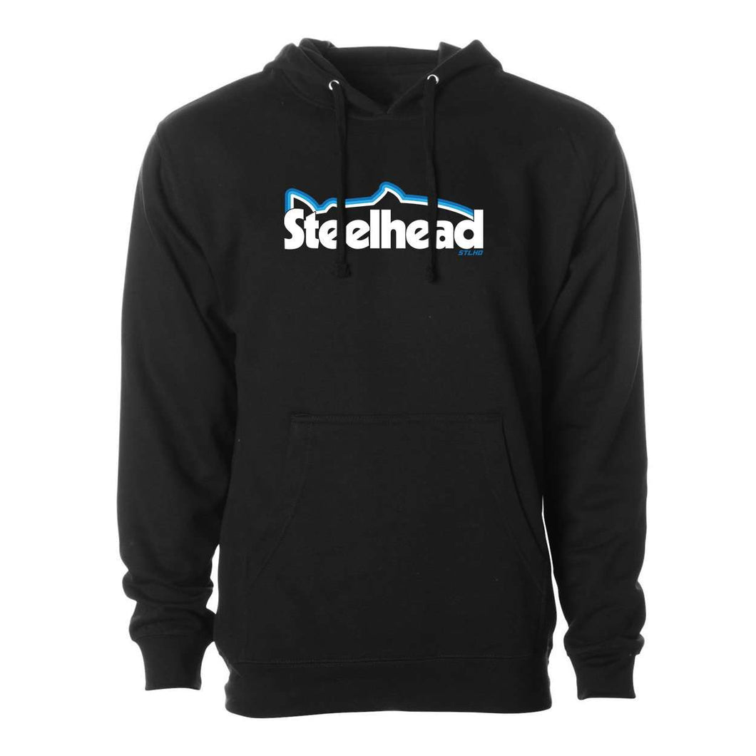 STLHD Men's Retro Fall Black Standard Hoodie - H&H Outfitters