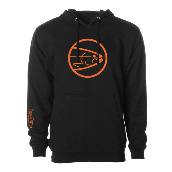STLHD Men's Eclipse Black Standard Hoodie - H&H Outfitters