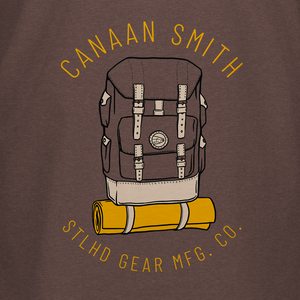 Canaan Smith X STLHD Mountaineer T-Shirt - Multiple Colorways