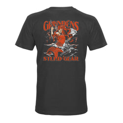 STLHD X Grundéns Men's Shipwreck T-Shirt - Multiple Colorways