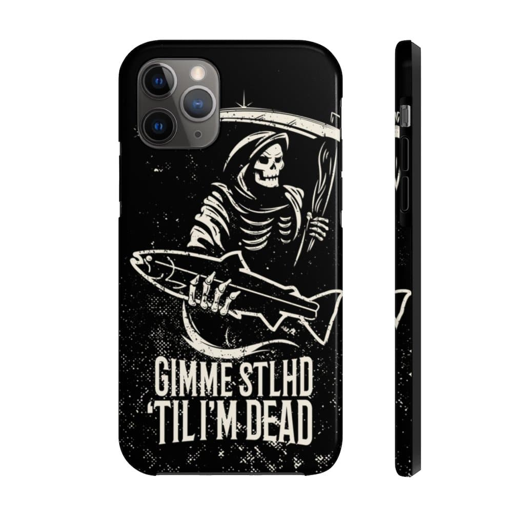 STLHD Gimme STLHD Smartphone Tough Case - hhoutfitter