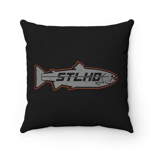 STLHD Polyester Square Pillow - hhoutfitter