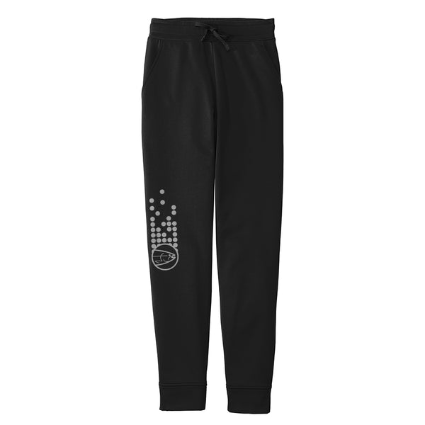 STLHD Men's North Fork Black Wading Pants - hhoutfitter