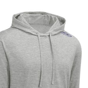 STLHD Men's Mckenzie River Heather Grey Lightweight Hoodie - hhoutfitter