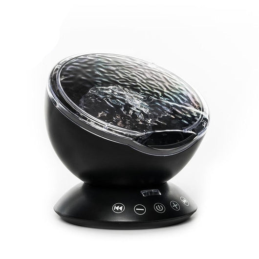 Ocean Wave Projector (LED) With Speaker