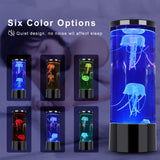 USB Powered Hypnotic Jellyfish Led Lamp