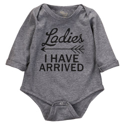 Baby Arrow L/S Bodysuits