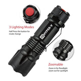 J5 Hyper V Tactical Flashlight