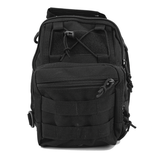 Every Day Carry (EDC) Sling Bag - Black