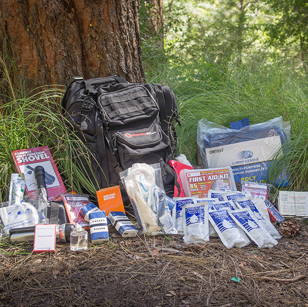 Ultimate Survival Kit with Premium Bag