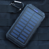 XSolar - Portable Solar Powered Battery Charger For Phone, ipad and other devices