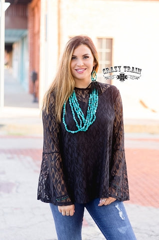 Hartlii Lace Top