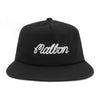3D Script Logo Unstructured 5-Panel Hat - Malbon Golf