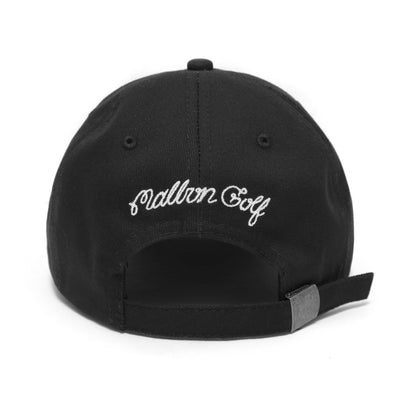 Bite Buckets Dad Hat - Malbon Golf