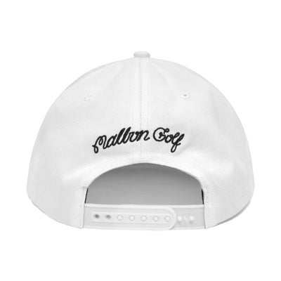 Bite Buckets Rope Snapback - Malbon Golf