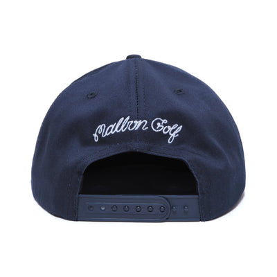 Bite Buckets Snapback - Malbon Golf