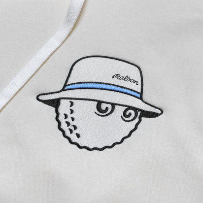Bon Hooded Sweatshirt - Malbon Golf