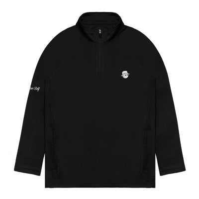 Buckets 1/4 Zip Sweatshirt