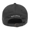 BUCKETS MINI LOGO DAD HAT - Malbon Golf