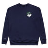Cooper Fleece Crewneck - Malbon Golf