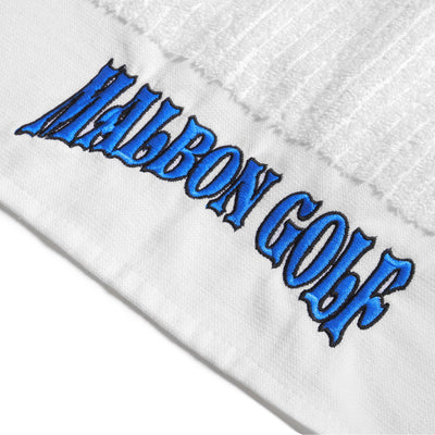 Dancing Buckets Caddy Towel - Malbon Golf