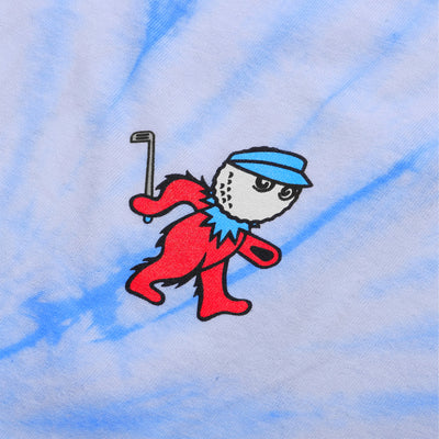 Dancing Buckets T-Shirt - Malbon Golf