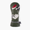 "Dormie Workshop ""Angry Bullet"" Driver Headcover"