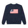 Independence Buckets Crewneck Sweatshirt - Malbon Golf