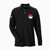 Men's Malbon Golf Hudson Long Sleeve Polo