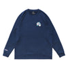 MALBON X NIKE - MAGNOLIA BUCKETS CREW NECK SWEATER - Malbon Golf