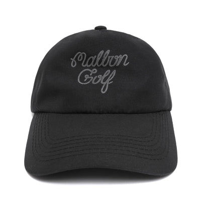 MALBON GOLF REFLECTIVE STRAP HAT - Malbon Golf