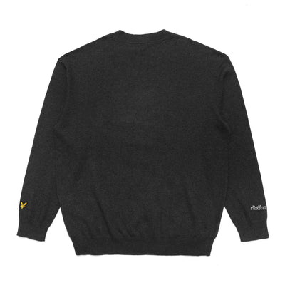 Malbon x Lyle & Scott Crewneck - Malbon Golf