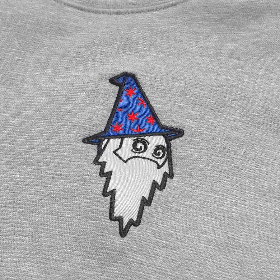 Malbon x Bettinardi Wizard Buckets Crewneck