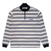 Bon Striped 1/4 Zip