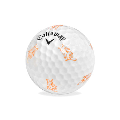 Malbon x Callaway Tiger Buckets Golf Ball (1 Dozen) - Malbon Golf