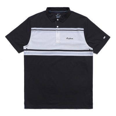 Malbon x Nike Dry Player Polo Stripe