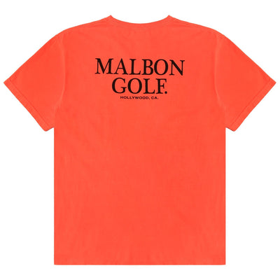 Go For It Tee - Malbon Golf