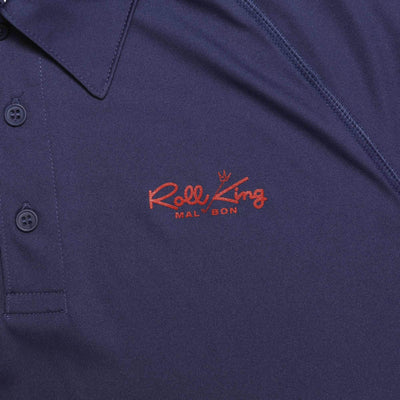 Roll King Polo - Malbon Golf