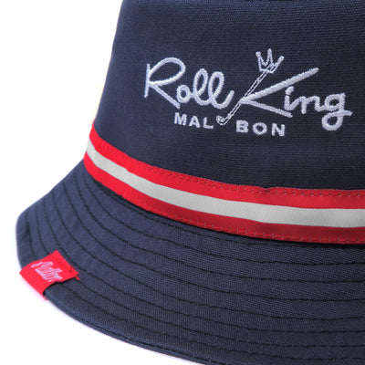 ROLL KING BUCKET HAT V2 - Malbon Golf